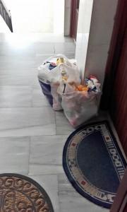 basura escoria